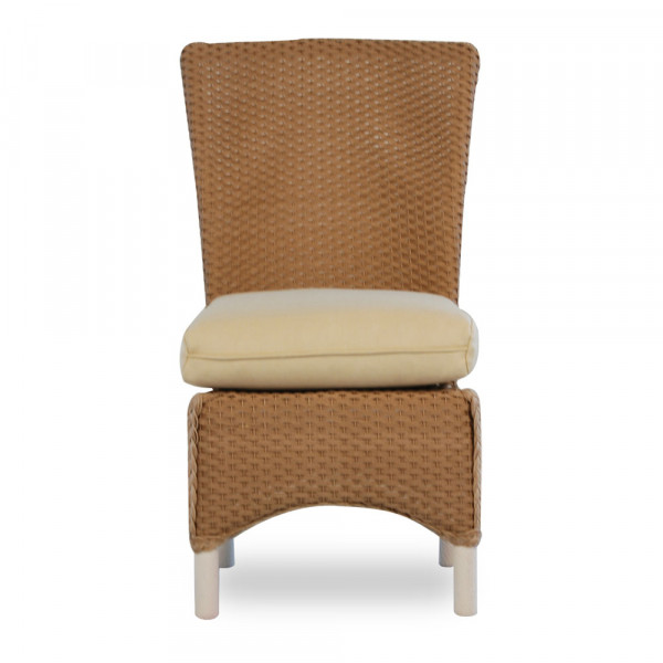 Lloyd Flanders Mandalay Armless Wicker Dining Chair