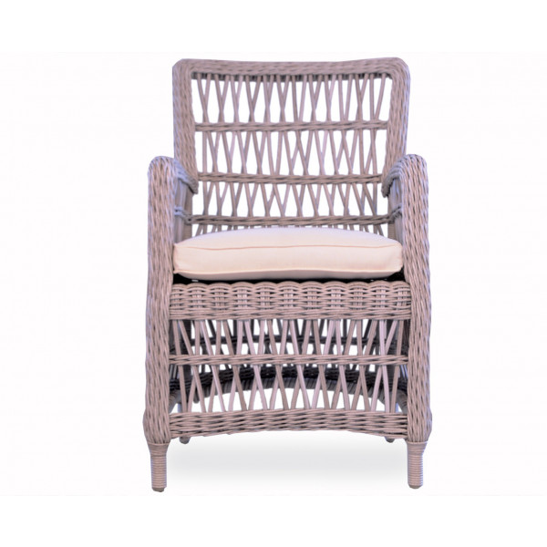 Lloyd Flanders Mackinac Wicker Dining Chair - Replacement Cushion