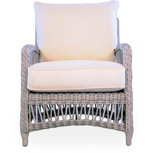 Lloyd Flanders Mackinac Wicker Lounge Chair