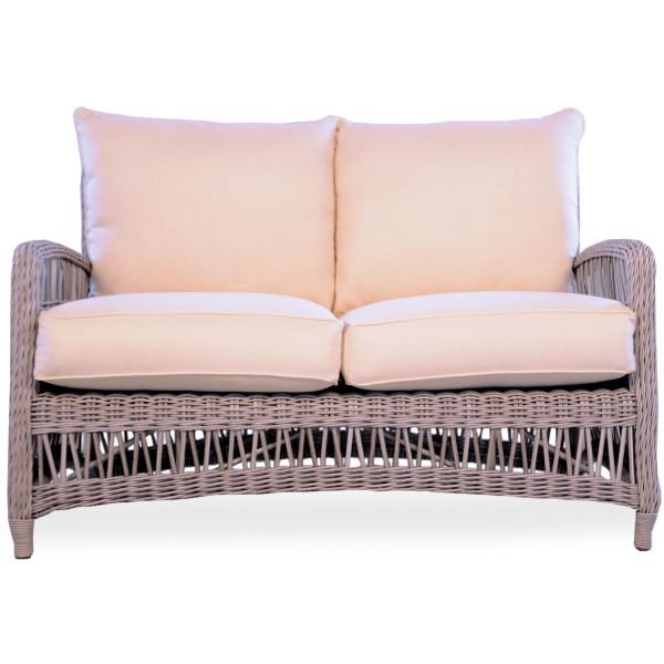 Lloyd Flanders Mackinac Wicker Loveseat - Replacement Cushion