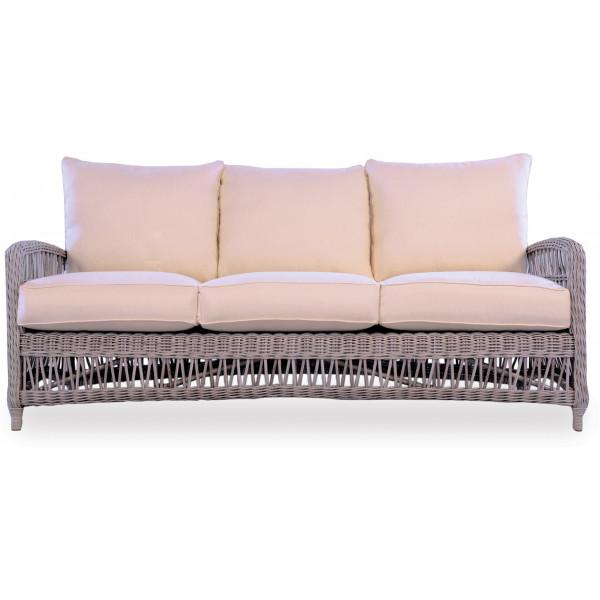 Lloyd Flanders Mackinac Wicker Sofa