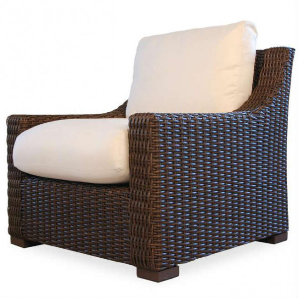 Lloyd Flanders Mesa Wicker Lounge Chair