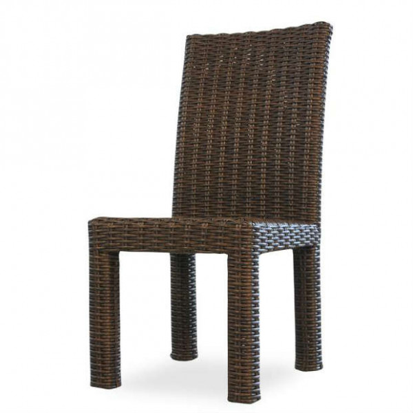 Lloyd Flanders Mesa Armless Wicker Dining Chair - Replacement Cushion