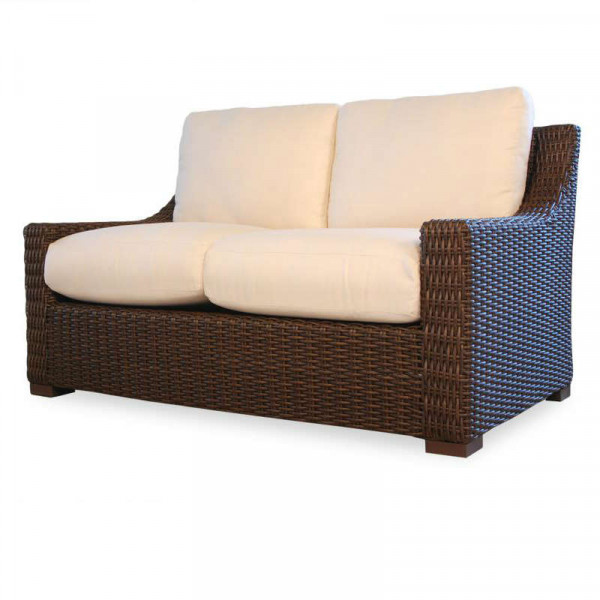 Lloyd Flanders Mesa Wicker Loveseat - Replacement Cushion