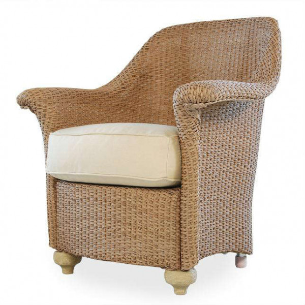 Lloyd Flanders Oxford Wicker Dining Chair