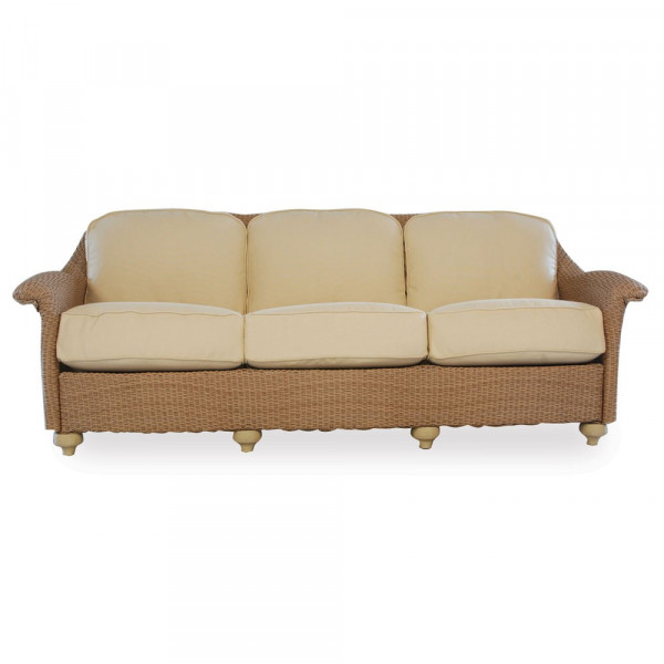 Lloyd Flanders Oxford Wicker Sofa