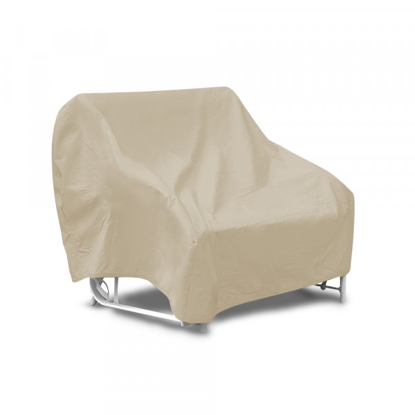PCI Loveseat Glider Outdoor Furniture Cover - Tan