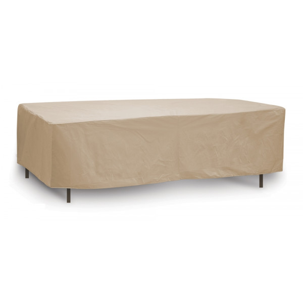 Pci Rectangular Dining Table Outdoor Furniture Cover Tan