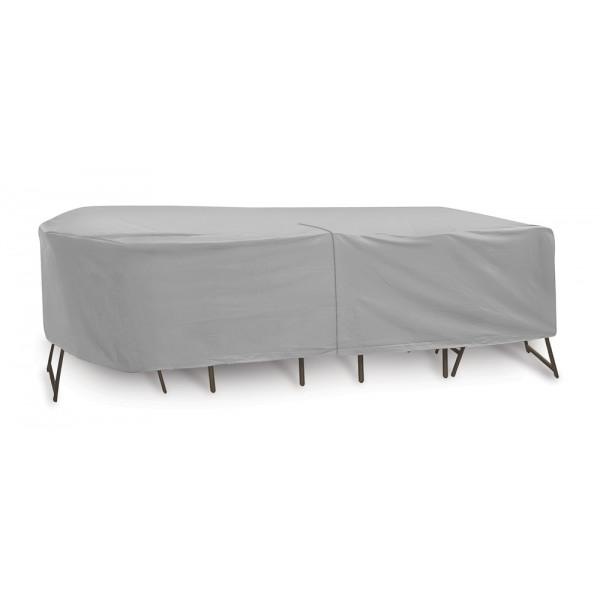 PCI Rectangular Dining Set Outdoor Furniture Cover - Gray