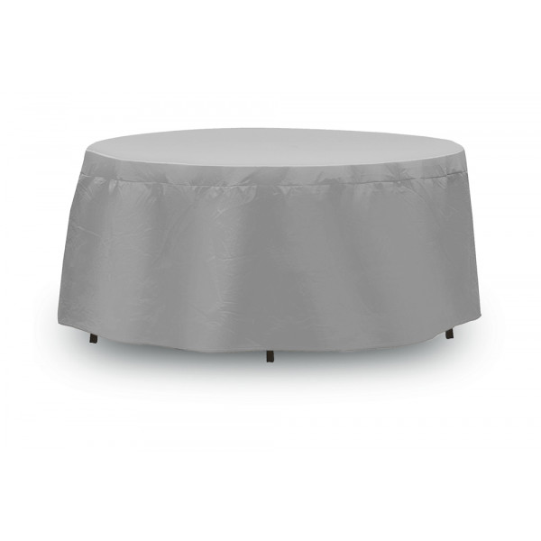 PCI Round Dining Table Outdoor Furniture Cover - Gray