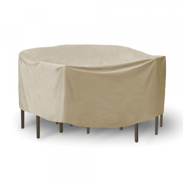 PCI Round Dining Set Outdoor Furniture Cover - Tan