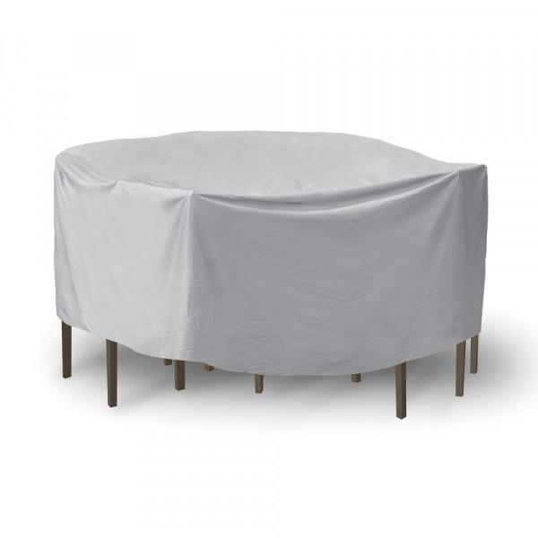 PCI Round Pub Set Outdoor Furniture Cover - Gray