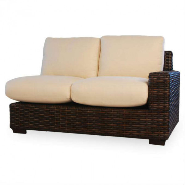 Lloyd Flanders Contempo Right Arm Facing Wicker Loveseat - Replacement Cushion