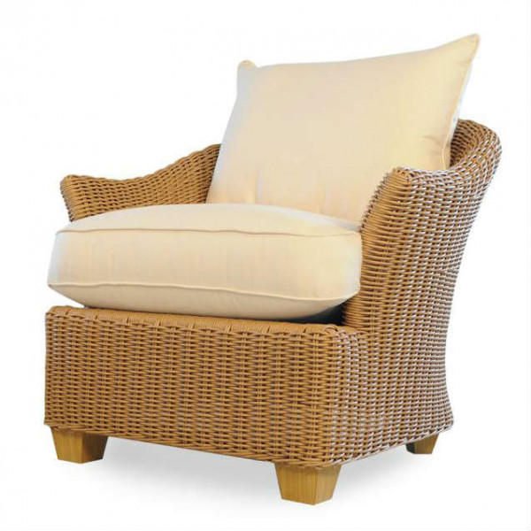 Lloyd Flanders Napa Wicker Lounge Chair