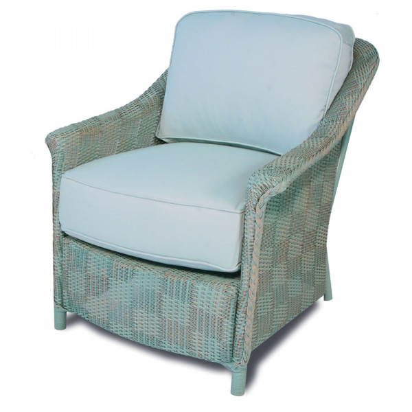 Lloyd Flanders Calypso Wicker Lounge Chair - Replacement Cushion