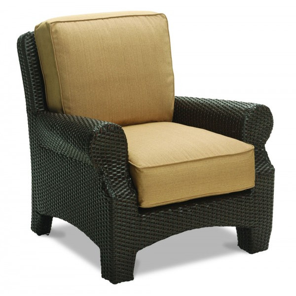 Sunset West Santa Barbara Wicker Lounge Chair - Replacement Cushion