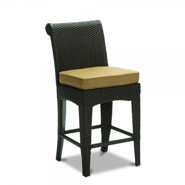Sunset West Santa Barbara Wicker Counter Stool - Replacement Cushion