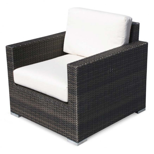 Source Outdoor Lucaya Wicker Lounge Chair