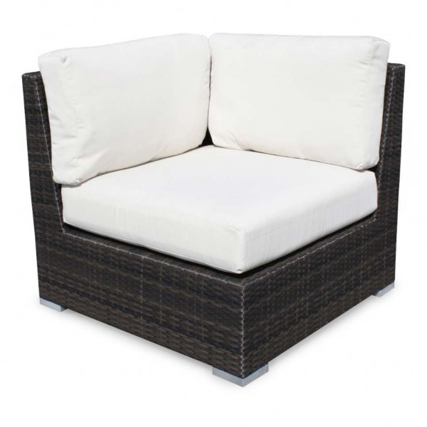 Source Outdoor Lucaya Wicker Corner Chair