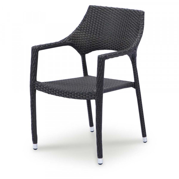 Source Outdoor Tuscana Wicker Dining Chair