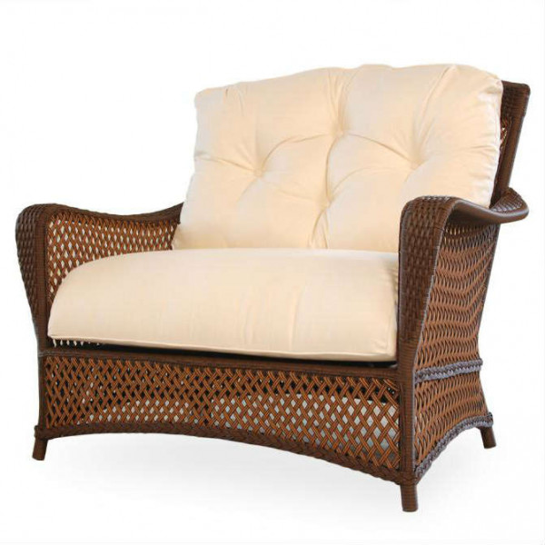 Lloyd Flanders Grand Traverse Wicker Chair and a Half - Replacement Cushion