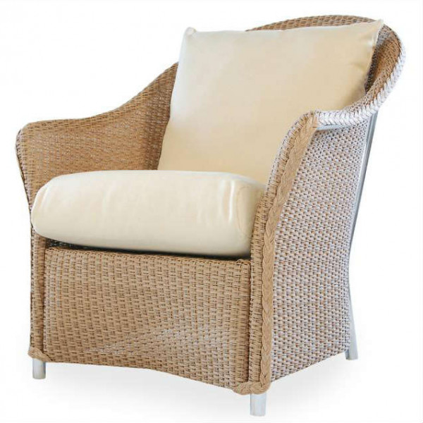 Lloyd Flanders Weekend Retreat Wicker Lounge Chair - Replacement Cushion