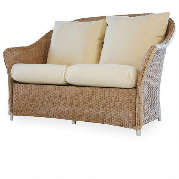 Lloyd Flanders Weekend Retreat Wicker Loveseat - Replacement Cushion
