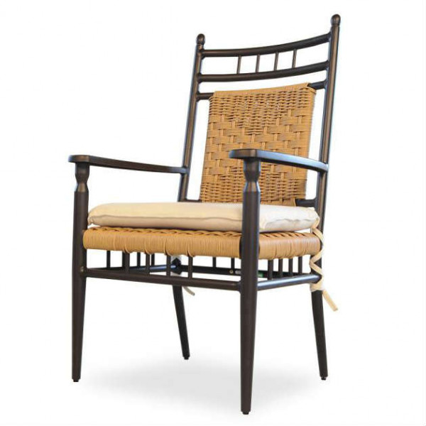 Lloyd Flanders Low Country Wicker Dining Chair