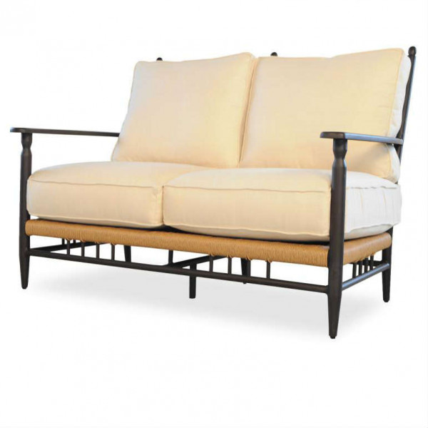 Lloyd Flanders Low Country Wicker Loveseat - Replacement Cushion