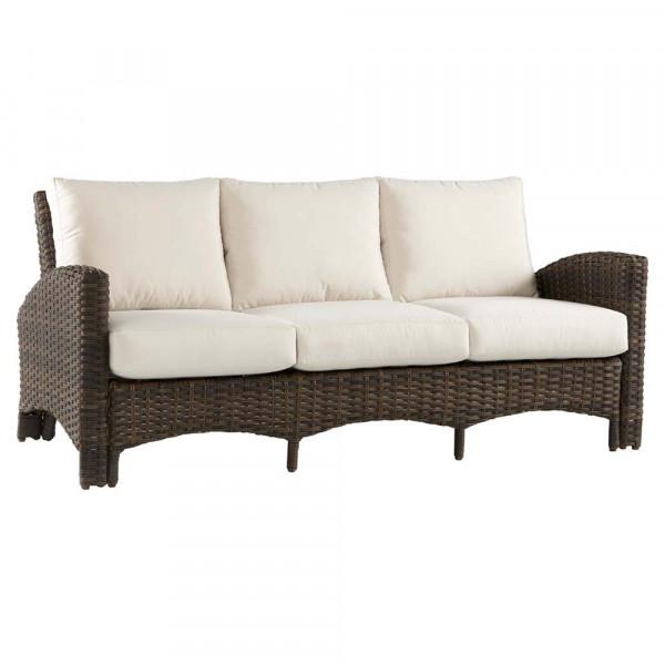 South Sea Rattan Panama Wicker Sofa