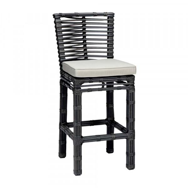 Sunset West Venice Wicker Bar Chair