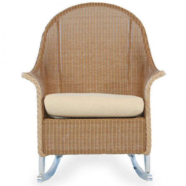 Lloyd Flanders Wicker Highback Rocking Chair - Replacement Chair