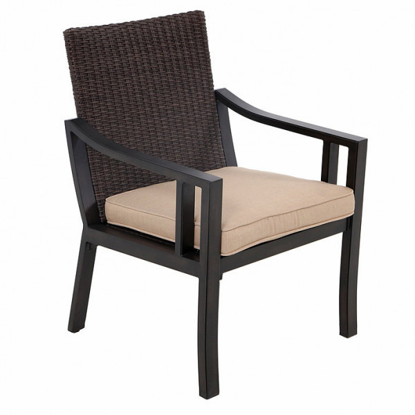 Sunvilla Pennant Wicker Dining Chair