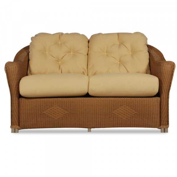 Lloyd Flanders Reflections Wicker Loveseat - Replacement Cushion