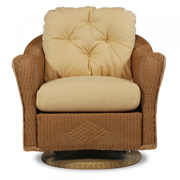 Lloyd Flanders Reflections Wicker Swivel Glider - Replacement Cushion