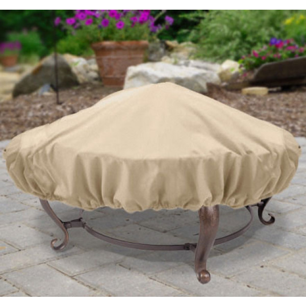 "Budge SFS Fire Pit Cover   - 36""W x 36""D x 18""H"