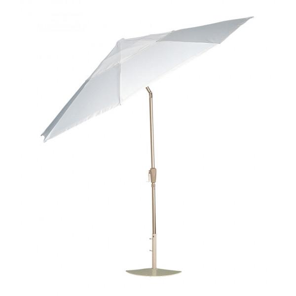 Woodard 9' Market Crank with Auto-Tilt Umbrella