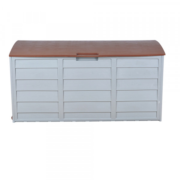 Thy - HOM Cardenas Outdoor Storage Box - Brown