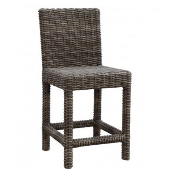 Sunset West Coronado Wicker Counter Chair - Replacement Cushion