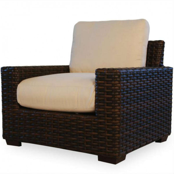 Lloyd Flanders Contempo Wicker Lounge Chair - Replacement Cushion
