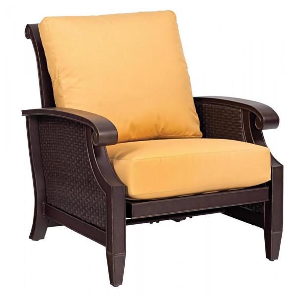 WhiteCraft By Woodard Del Cristo Wicker Rocking Chair