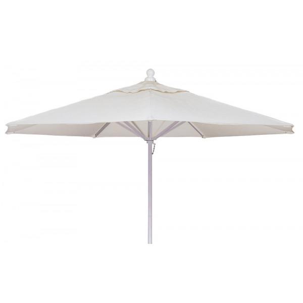 Woodard Deluxe Aluminum 8.5' Market Umbrella