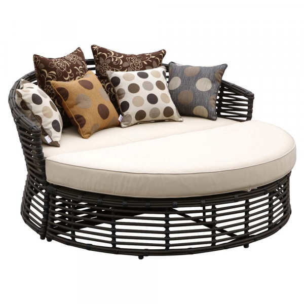 Sunset West Venice Wicker Daybed
