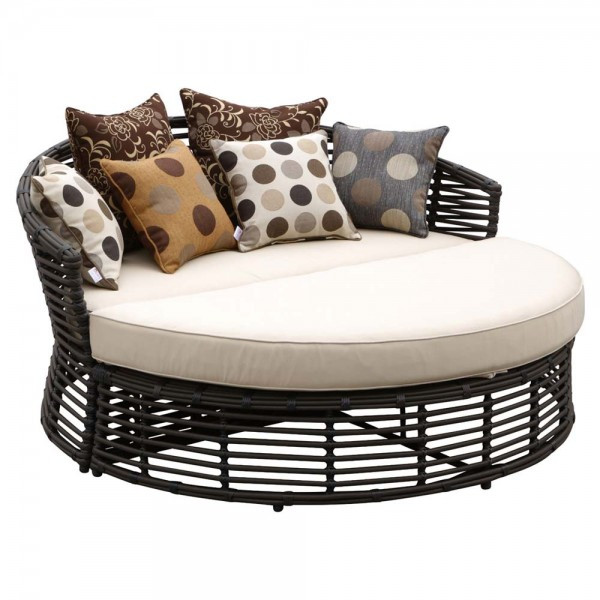 Sunset West Venice Wicker Daybed - Replacement Cushion