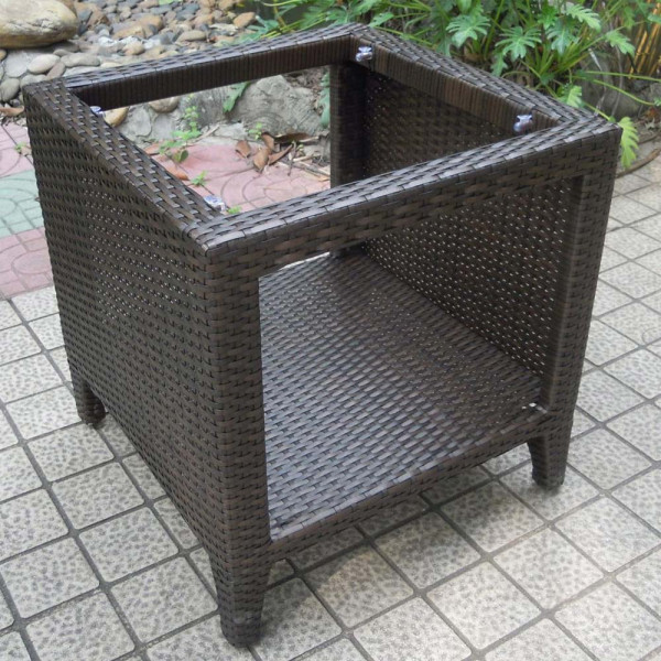 Longboat Key Euclid Wicker End Table