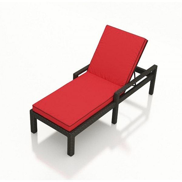 Forever Patio Barbados Adjustable Wicker Chaise Lounge - Replacement Cushion