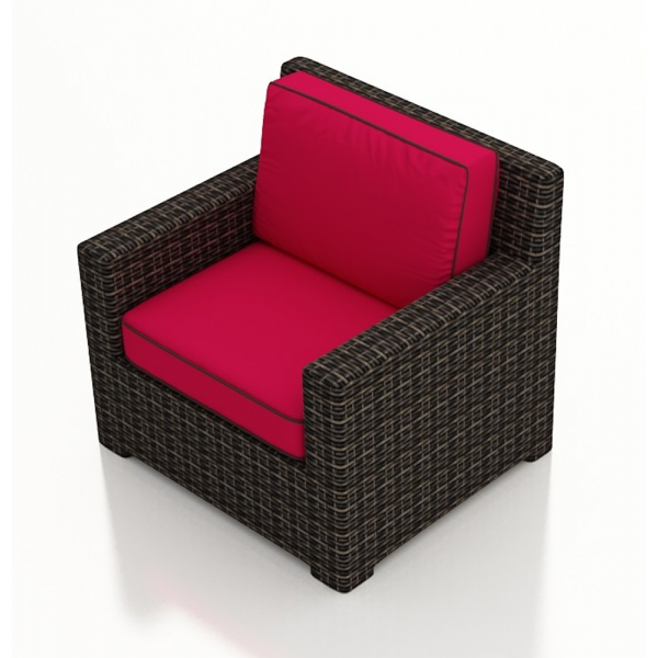Forever Patio Capistrano Wicker Lounge Chair - Replacement Cushion