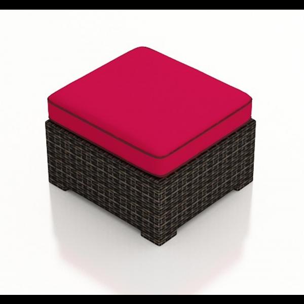 Forever Patio Capistrano Wicker Ottoman - Replacement Cushion