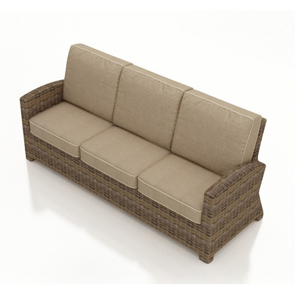 Forever Patio Cypress Wicker Sofa - Replacement Cushion