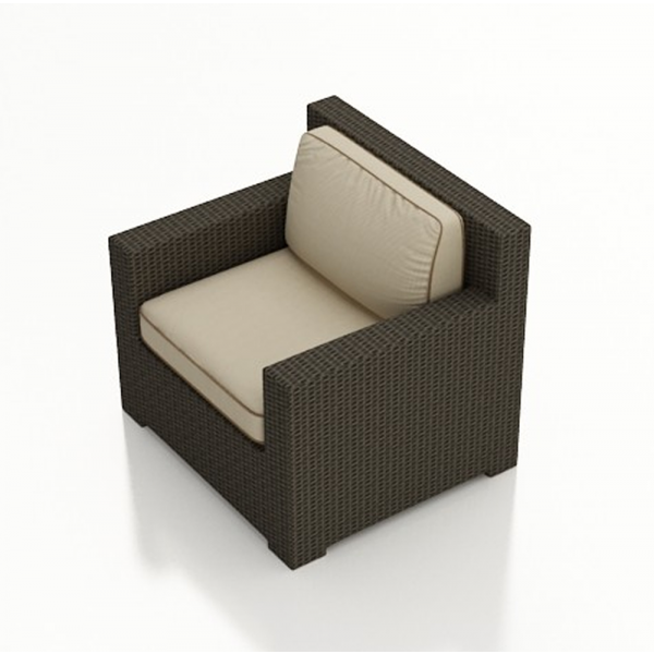Forever Patio Hampton Wicker Lounge Chair - Replacement Cushion
